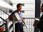 ガチムチマッチョだけど肉便器化。佐川郵便やヤマト運輸みたいな配達男子も餌食に。